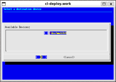 Wayland cl-deploy dst choice.png