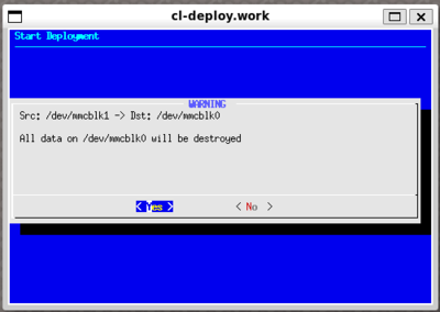 Wayland cl-deploy last warning.png